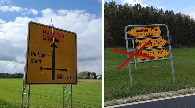 Антиуказатели на Бамберг