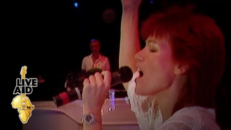 Elton John / Kiki Dee - Don't Go Breaking My Heart (Live Aid 1985)
