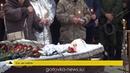 В Горловке прошла церемония прощания с ефрейтором Никитой Фокиным