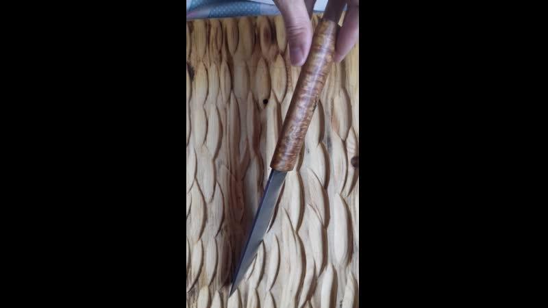 Нож Оленевода №2 от мастера Алексе Мельницкого