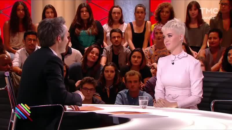 Интервью в студии ток шоу Quotidien Париж 9 июня 2017