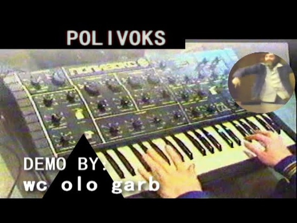 Polivoks demo by Jexus WC Olo Garb