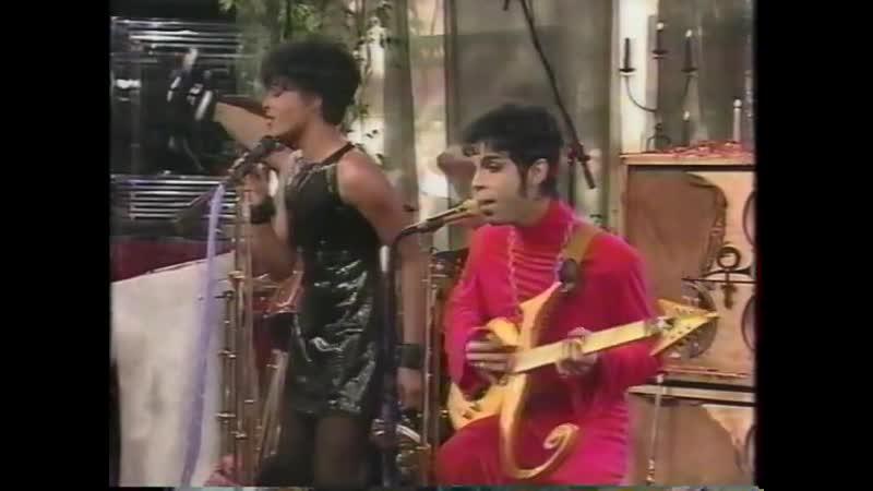 Prince and Nona Gaye - Lovesign (Live)