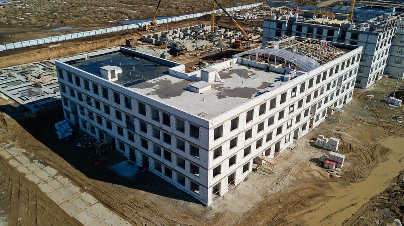 Отчет о ходе строительства апрель 2020 квартал «Среда», изображение №10