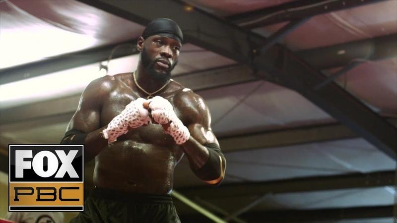 Deontay Wilder vs Luis Ortiz 2 FIGHT CAMP Ep 3 PBC ON FOX
