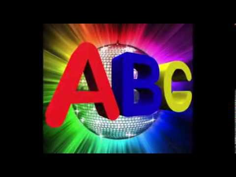 The Funky Alphabet Sing Along Song Learn the ABC's