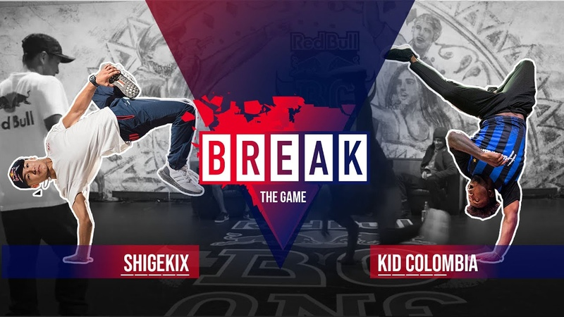B Boy Shigekix vs B Boy Kid Colombia Break The Game 2020
