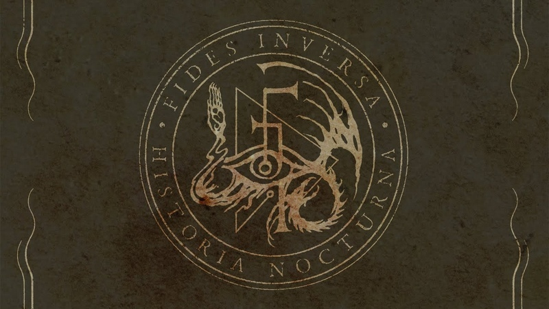 Fides Inversa I am the Iconoclasm New Track 2020