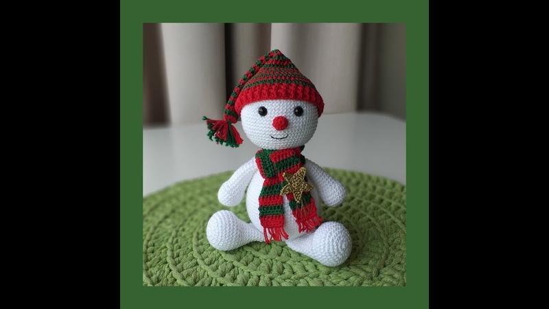 Muñeco de Nieve. Parte 1: presentación y materiales