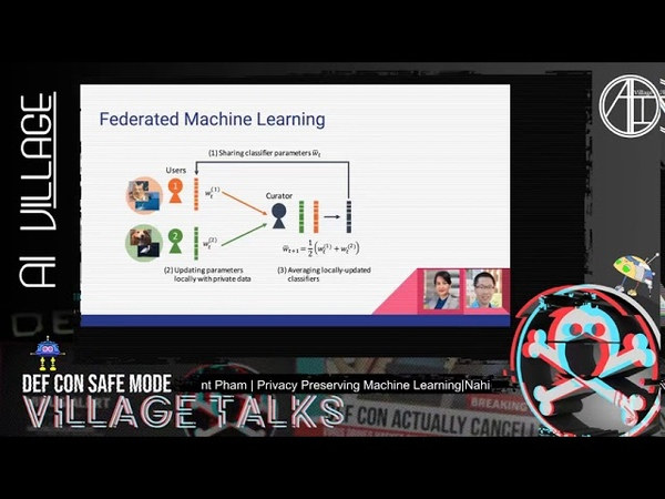DEF CON Safe Mode AI Village Nahid Farhady A Dive into Privacy Preserving Machine Learning