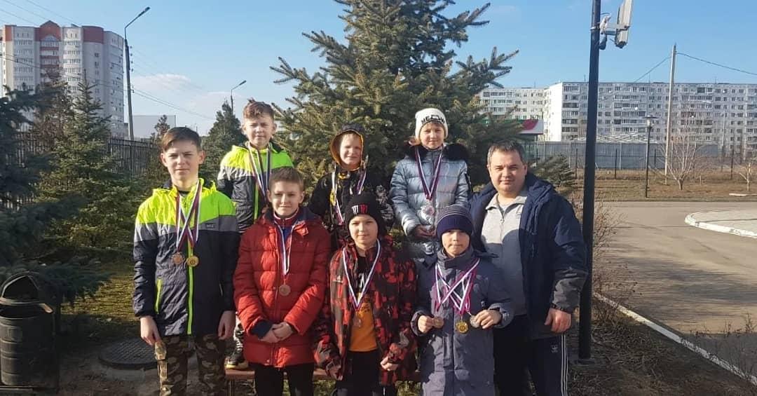 Юные каратисты Петровска стали победителями турнира города Волжский