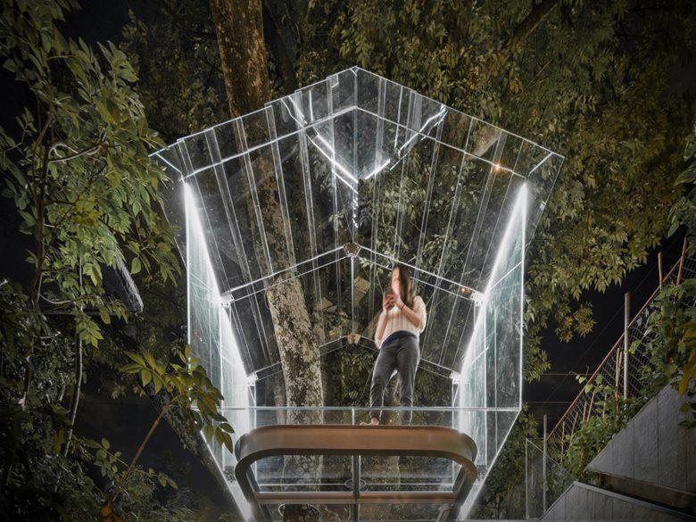 Chantli  Kuaulakoyokan | Crystal Treehouse