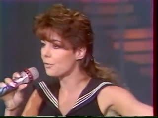 SANDRA - Around My Heart (Dimanche Martin'89)