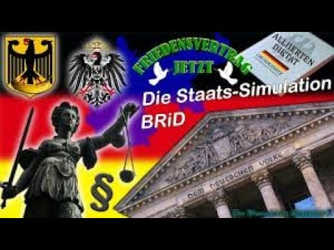 ⚠ Rechtssituation❗ Marodierende Banden plündern Deutschland gesteuert von außen über die BRiD❗