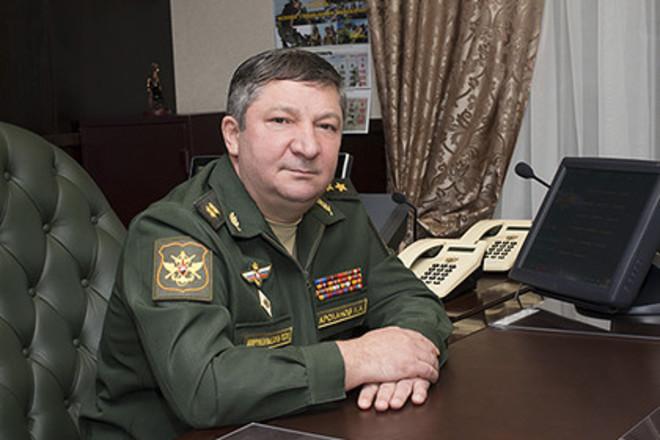 Заместителя начальника Генштаба ВС обвиняют в хищениях свыше 2 миллиардов рублей
