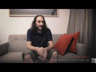 Адам Катз о создании реалистичных животных в Кролике Питере