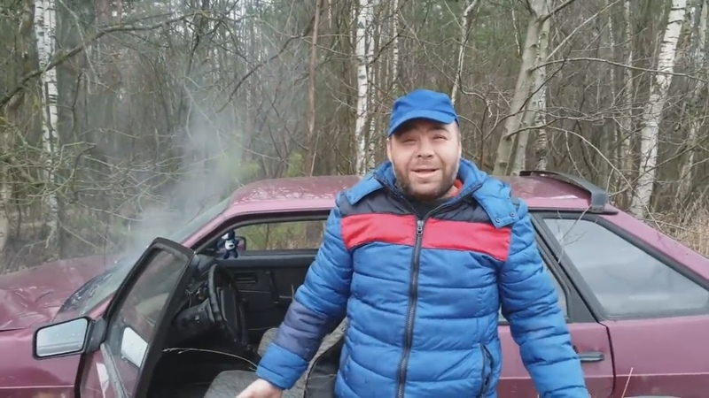 ДИМОН КУПИЛ МАШИНУ И ПОПАЛ В АВАРИЮ заминированный тапок обзор ВАЗ 2109
