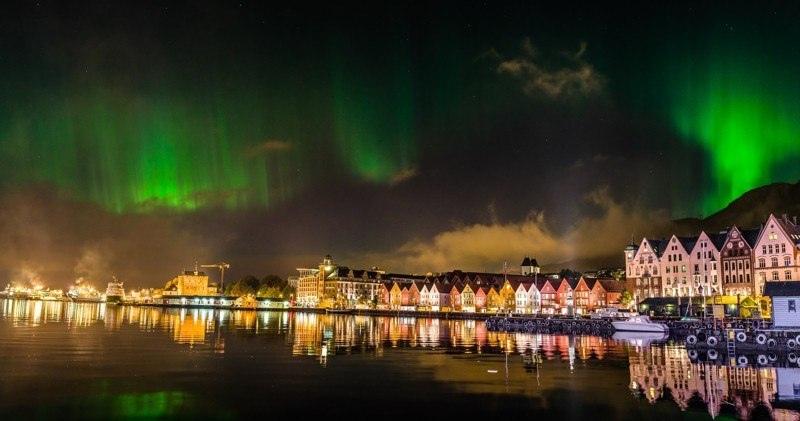 10 лучших мест в мире, где можно увидеть северное сияние, изображение №6