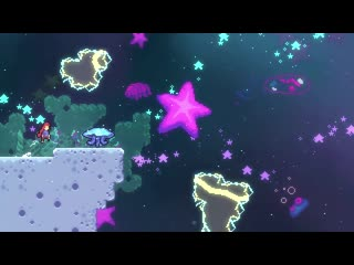 The first 8 minutes of celeste chapter 9 gameplay