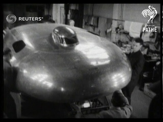 TRANSPORT / QUIRKY: New age car (1938)