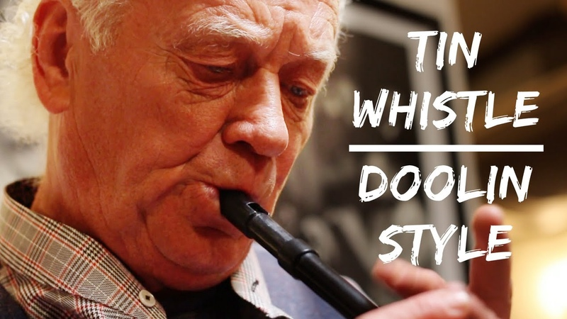 Traditional Irish Tin Whistle Music 🎵🎵 [Doolin Style]