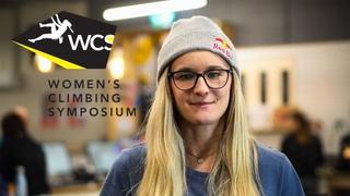 Shauna Coxsey Breaking Down Barriers: The Women's Climbing Symposium
