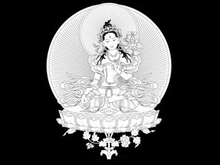 White Tara Mantra (Song).mp4