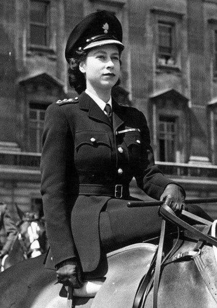 Принцесса Елизавета, 1947 год.
