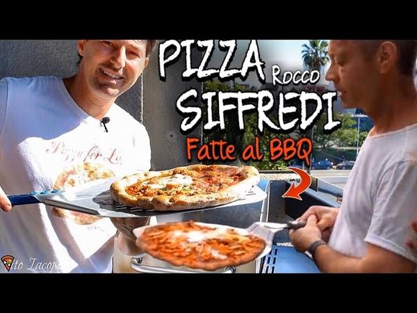 PIZZA SIFFREDI Due Pizze Fatte Nel BBQ