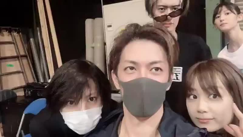 Live Spectacle naruto 2019 Akatsuki 稽古合流したら、サスケが溺れてた。 ジュウゴが回ってた。 やっぱ帰ろうかな。 NARUTO イタズラな君ちゃん チーム蛇withサクラ