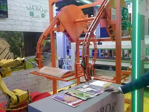 Роботизированная линия Конвейер окраска Сушка Робот Fanuc