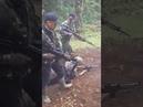 Курс молодого бойца в индонезийской армии