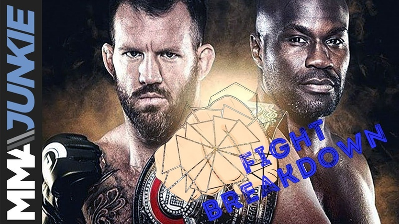 Bellator 226 fight breakdown Ryan Bader vs Cheick Kongo