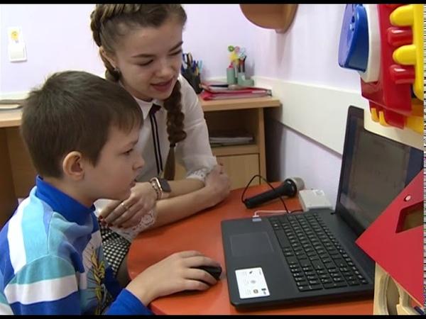 В 2 детских садах Губкина появились логопедический и спортивные тренажёры