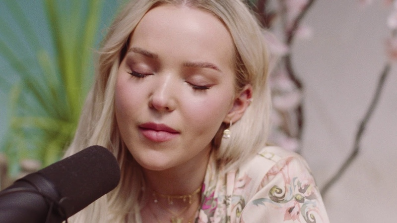 Dove Cameron Slow Burn Kacey Musgraves Cover