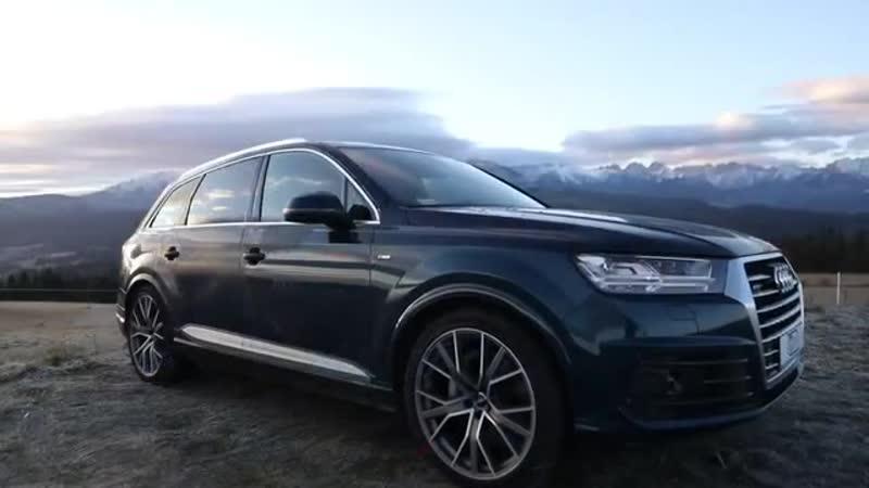 На вершине мира вместе с Audi Q7