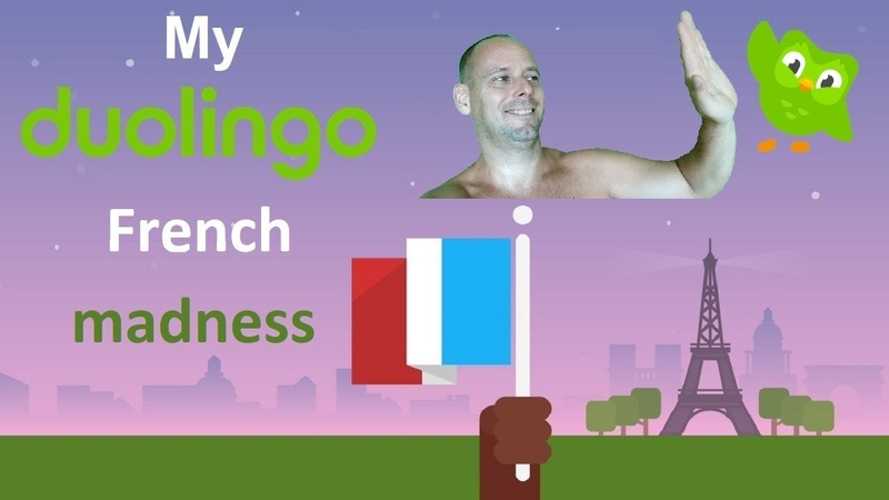 Why I started learning French on Duolingo with English, German, Spanish, Italian and Russian