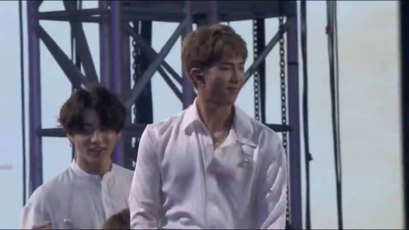 Seokjin choosing Triva Love as his healing song