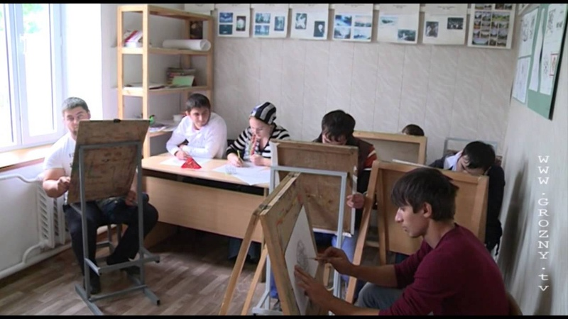 Заманан йохаллехь. История и современная жизнь села Ойсхар