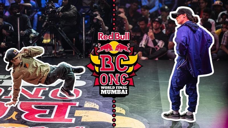 B-Girl Luma vs B-Girl Ami | Top 16 | Red Bull BC One World Final Mumbai 2019