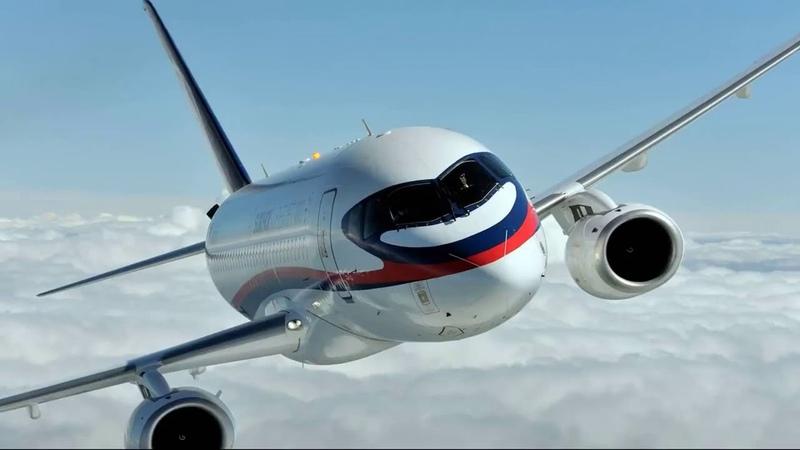 Самолёт РФ Sukhoi Superjet 100 стал ПОЗОРОМ страны на весь МИР и никому не нужным хламом