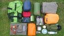 Легкоходное снаряжение Собираем рюкзак легкохода 7 7 кг