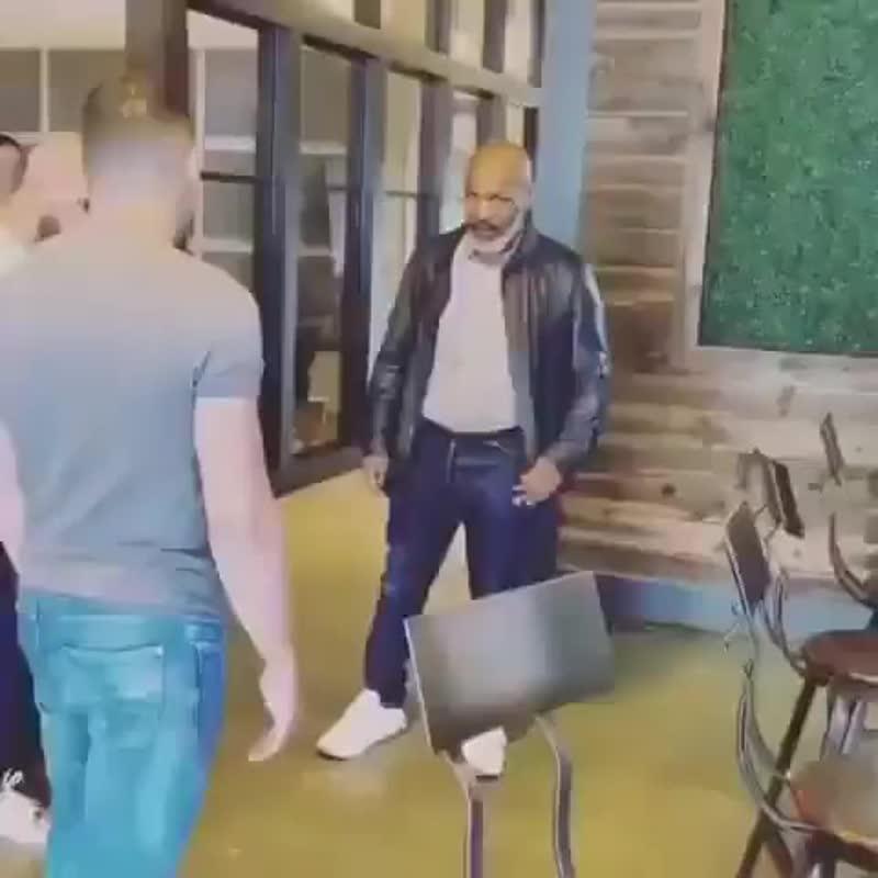 Бывших боксёров не бывает - Майк Тайсон 2019