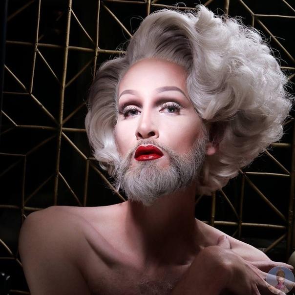 Мату Андерсен стильный бунтарь мира макияжа и моды