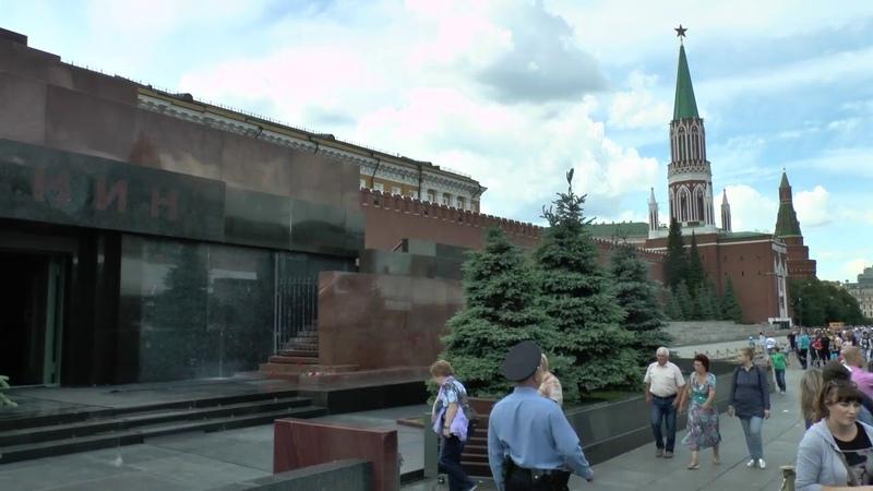 Мавзолей Ленина 2018