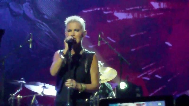 Listen to Your Heart Roxette em São Paulo 14 04 2011