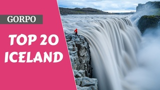 GoPro HD: Top 20 stunning places to visit in Iceland