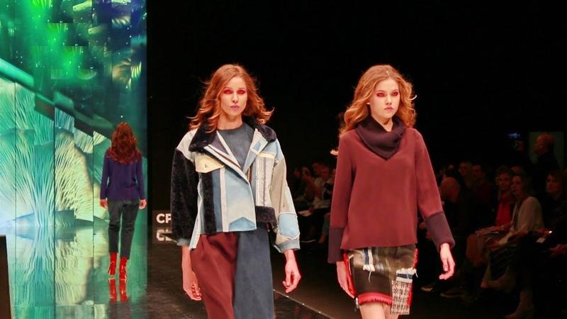 12 Показ Мод на СРМ CPM Fashion Show petraksenov