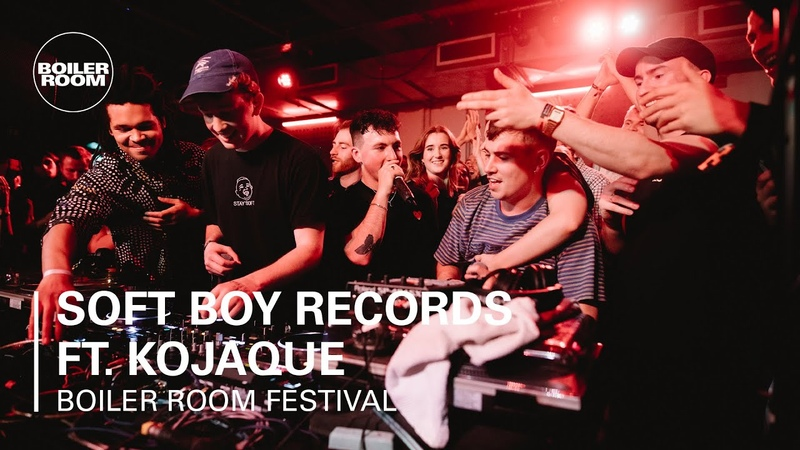 Soft Boy Records ft. Kojaque | Boiler Room Festival: London Day 1