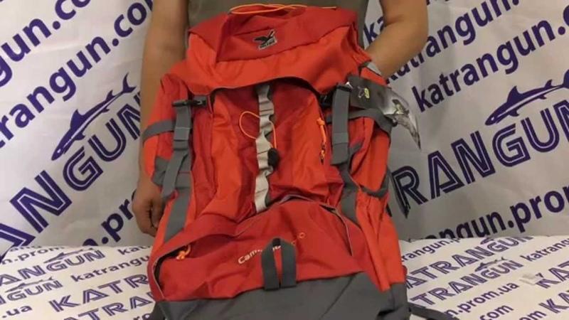 Рюкзак с расширением Salewa Cammino 50 10L